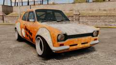 Ford Escort Mk1 Rust Rod