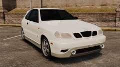 Daewoo Lanos GTI 1999 Concept