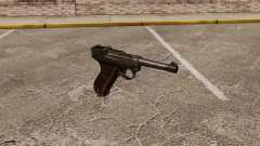 Pistolet Parabellum v1