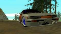 Nissan Silvia S13 MGDT
