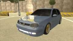 Volkswagen Golf MK4 Gti Eurolook pour GTA San Andreas