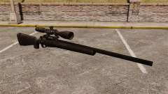 Die M24-Scharfschützengewehr