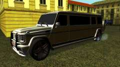 Mercedes-Benz G500 Limo