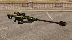 Le Barrett M82 sniper rifle v4