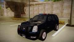 Cadillac Escalade 2011 FBI pour GTA San Andreas