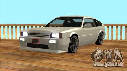 Blista Compact für GTA San Andreas