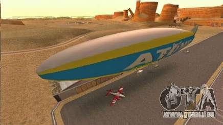 Zepellin GTA V pour GTA San Andreas