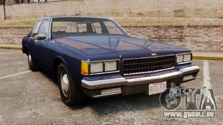 Chevrolet Caprice 1986 für GTA 4