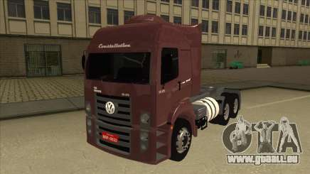 Volkswagen Constellation 25.370 Tractor pour GTA San Andreas