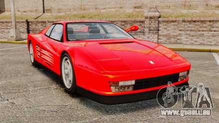 Ferrari Testarossa 1986 für GTA 4