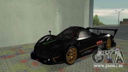 Pagani Zonda R SPS für GTA San Andreas