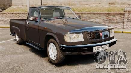 Gaz-3110 Pickup pour GTA 4