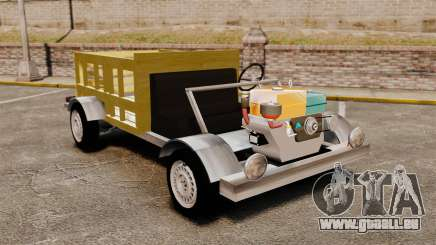 Carreta Agricola Tobaton pour GTA 4