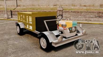 Carreta Agricola Tobaton für GTA 4