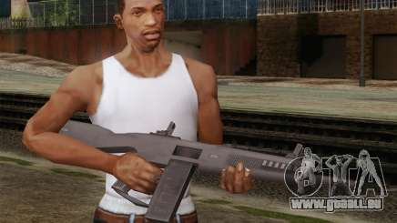 L'AA-12 shotgun pour GTA San Andreas