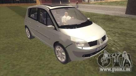 Renault Scenic 2 pour GTA San Andreas