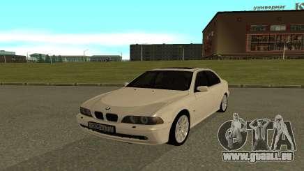 BMW 540i für GTA San Andreas
