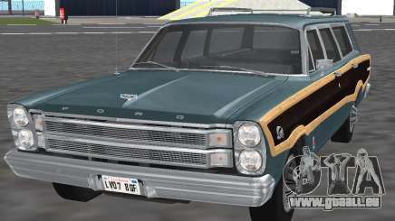 Ford Country Squire 1966 pour GTA San Andreas