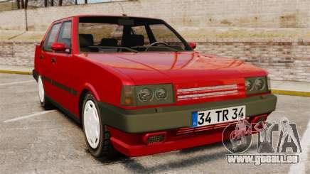Tofas Dogan SL-X pour GTA 4