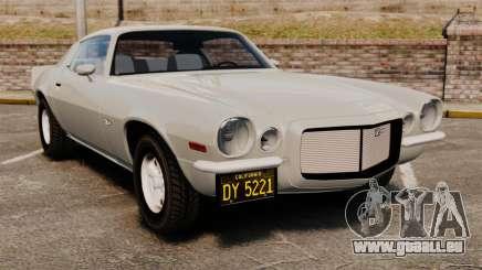 Chevrolet Camaro Z28 1970 für GTA 4