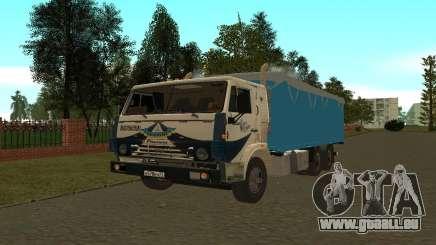 KAMAZ 5320 pour GTA San Andreas