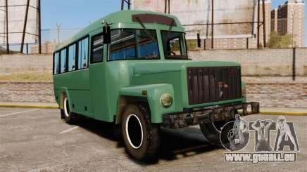 KAVZ-3976 für GTA 4