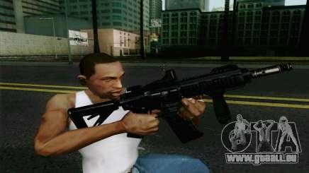 MK107 PDW für GTA San Andreas