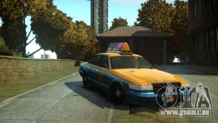 GTA V Taxi für GTA 4