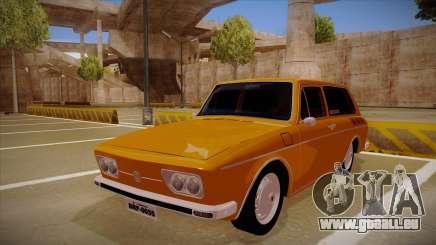 VW Variant 1972 für GTA San Andreas