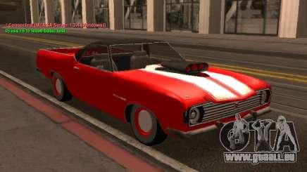 GAZ El Camino SS pour GTA San Andreas