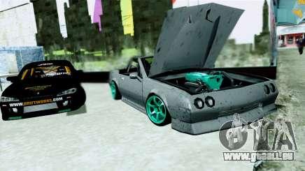 Buffalo Drift für GTA San Andreas