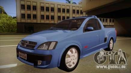 Chevrolet Montana Sport 2008 pour GTA San Andreas