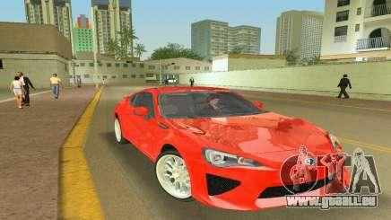 Subaru BRZ Type 2 pour GTA Vice City