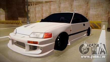 Honda CRX JDM Style für GTA San Andreas