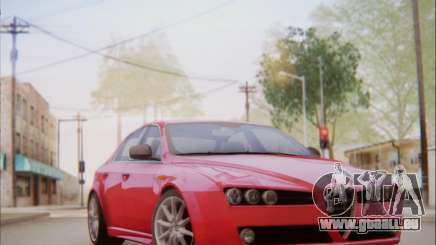 Alfa Romeo 159 Sedan für GTA San Andreas