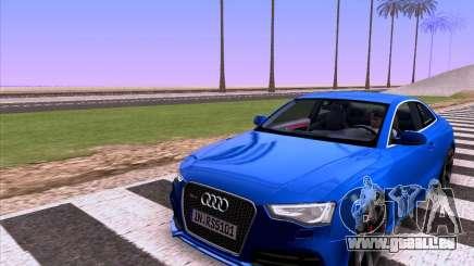 Audi RS5 2012 für GTA San Andreas