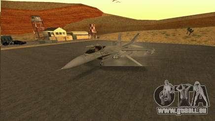 Hydra GTA V pour GTA San Andreas