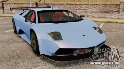 Lamborghini Murcielago RSV FIA GT1 v3.0 pour GTA 4