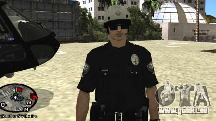 Los Angeles Air Support Division Pilot pour GTA San Andreas