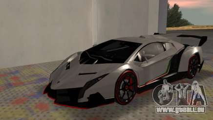 Lamborghini Veneno Advance Edition für GTA San Andreas