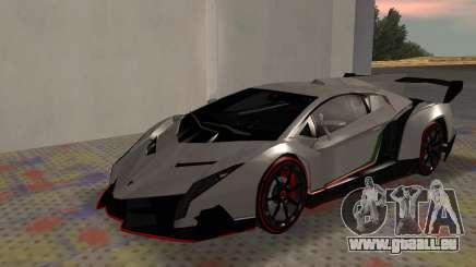 Lamborghini Veneno Advance Edition pour GTA San Andreas