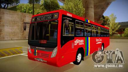 Neobus Mega MB OF 1722 M für GTA San Andreas