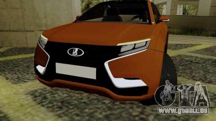 Lada X-RAY pour GTA San Andreas