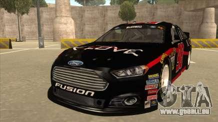 Ford Fusion NASCAR No. 98 K-LOVE pour GTA San Andreas