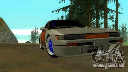 Nissan Silvia S13 MGDT für GTA San Andreas