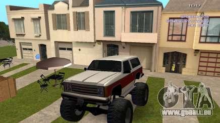 Rancher Monster pour GTA San Andreas