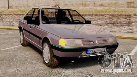 Peugeot 405 GLX für GTA 4