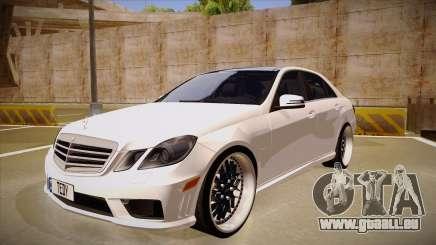 Mercedes-Benz E63 6.3 AMG Tedy für GTA San Andreas