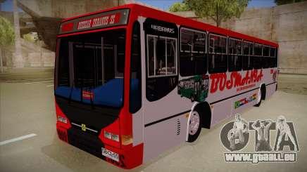 Busscar Urbanus SS Volvo B10 M Busmania für GTA San Andreas