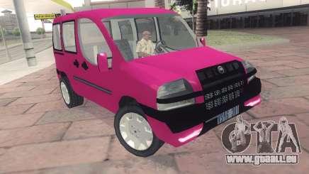 Fiat Doblo für GTA San Andreas